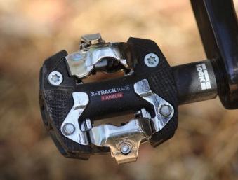 pedales automáticos look x-track